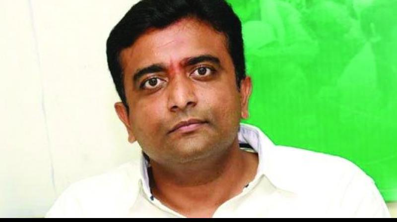 Kasu Mahesh Reddy