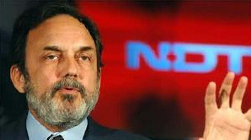 Prannoy Roy founded NDTV news channel.