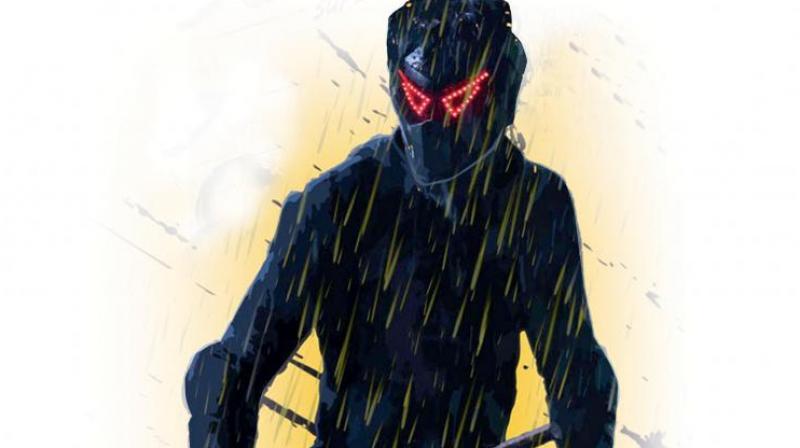 A still from 'Bhavesh Joshi Superhero'.