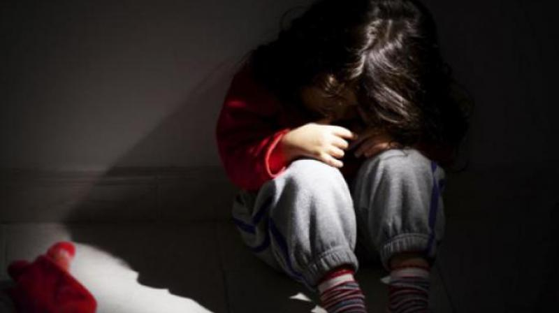 According to reports, the accused allegedly stopped the girl and took her inside a pump room in the school premises and raped her. (Representational Image)