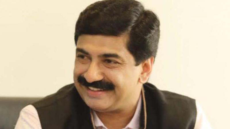 P Krishnadas