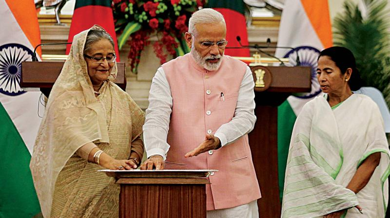 Modi, Hasina to address Visva Bharati convocation