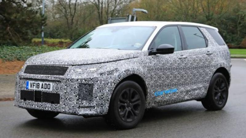 Land Rover is expected to globally debut it in summer 2019 and launch it in India in late 2019.