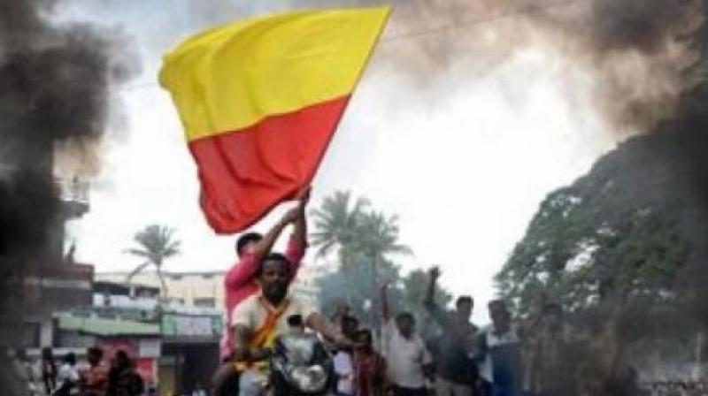 The Kannada flag: A history of its own