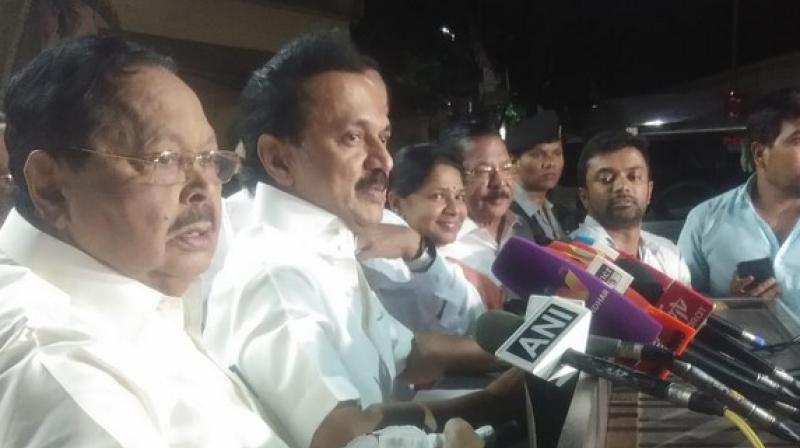 DMK will, however, continue to oppose Hindi imposition,