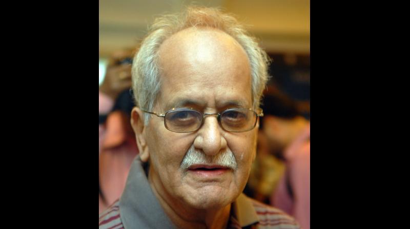 GK Menon, veteran sports scribe and mentor to many Mumbai cricketers, is no more