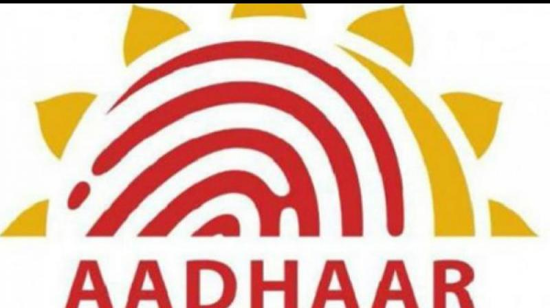 The compulsory use of Aadhaar-based KYC for mobile connections and bank accounts had been prohibited by the Supreme Court. (Representional Image).