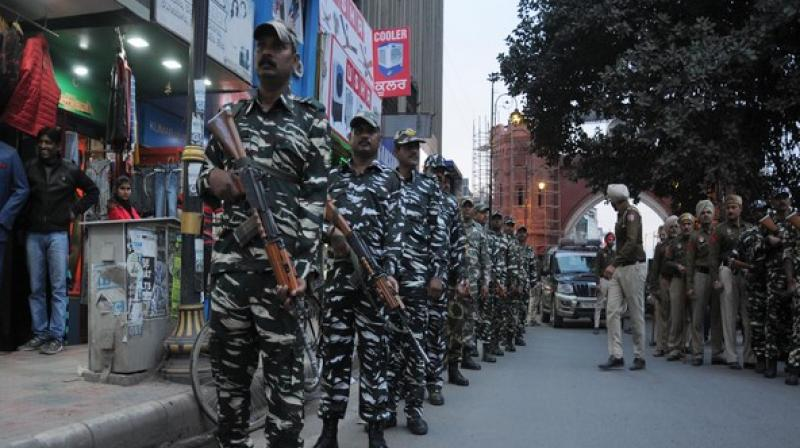 Centre starts withdrawing paramilitary forces from J&K, troops moved to Assam