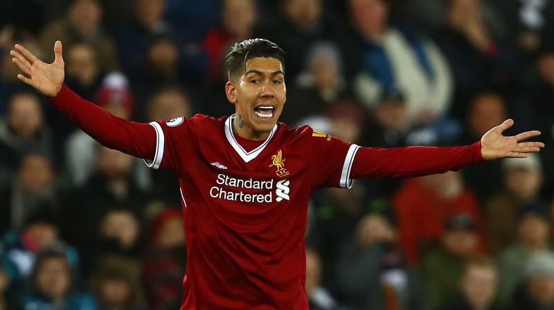 Thierry Henry has wild praise for Roberto Firmino — Liverpool