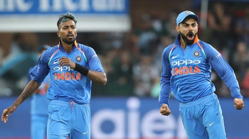 Pollock said that India need to identify if two wrist spinners are enough to carry the team alone through a long tournament like the World Cup. (Photo: BCCI)