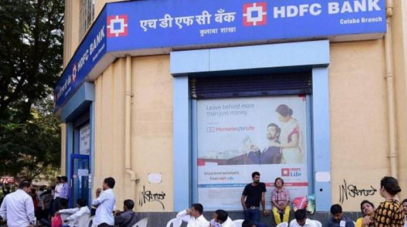 The company had reported a net profit of Rs 2,257 crore in the January-March quarter of the previous fiscal.