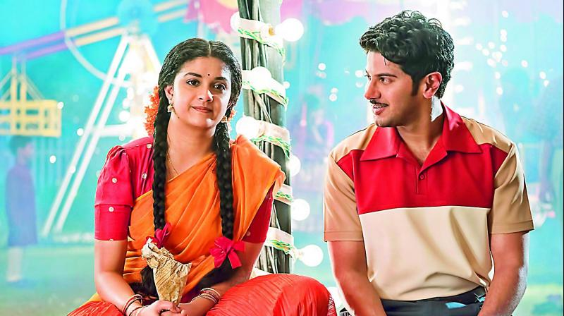 The number of screens showing Mahanati has been increasing by the day.