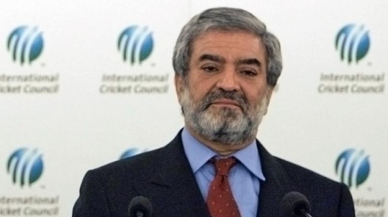 Ehsan Mani was elected unopposed as the chairman of Pakistan Cricket Board on Tuesday. (Photo: AFP)