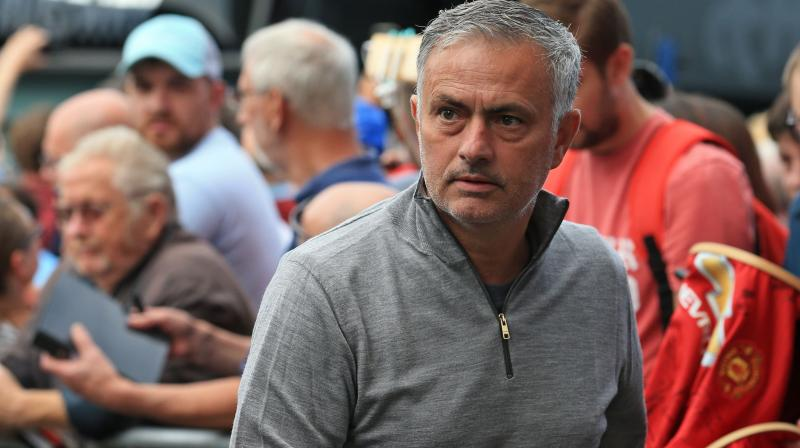 Spanish prosecutors filed a claim against Mourinho last year on two counts of tax fraud dating back to when he coached Real Madrid. Mourinho left Real Madrid in 2013 to manage English club Chelsea for a second spell before signing with United in 2016.(Photo: AFP)