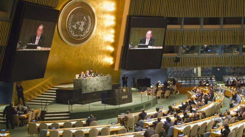 India has abstained from voting on nuclear weapons ban at United Nations. (Photo: AP/Representational)