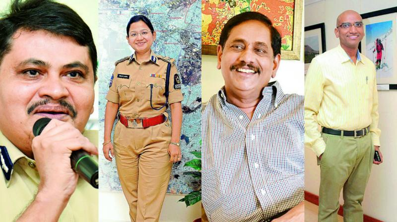 The award has also brought a great global recognition to Telangana Police in its fight against trafficking. (Photo: DC)