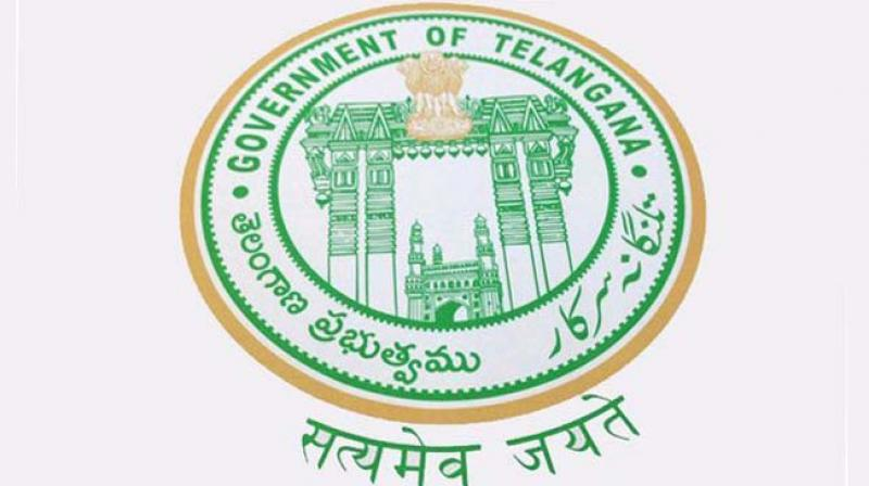 Telangana government logo