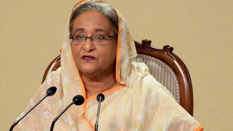 Prime Minister Sheikh Hasina Wajed