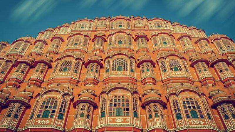 The Hawa Mahal in Jaipur. (Photo: Pixabay)