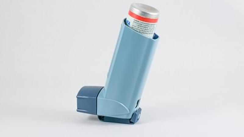 Asthma is a common chronic illness, especially in Western countries. (Photo: Representational/Pixabay)