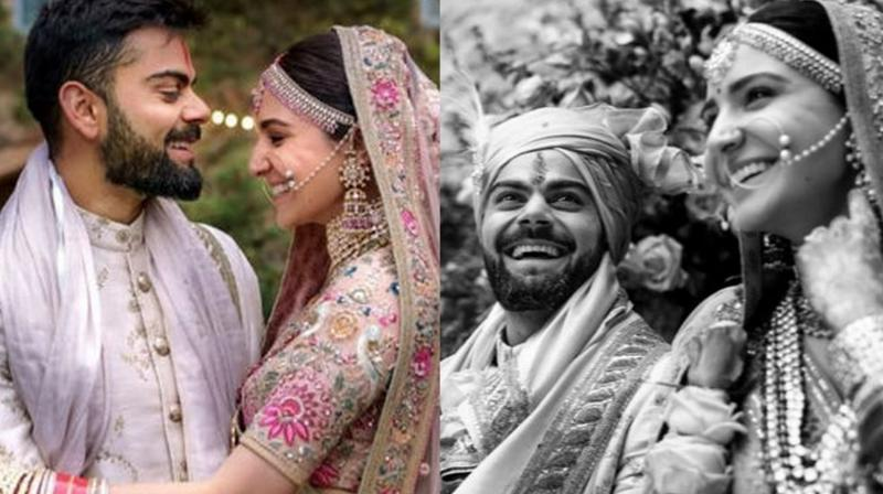 Virat Kohli wishes 'best friend and soulmate' Anushka on first wedding anniversary