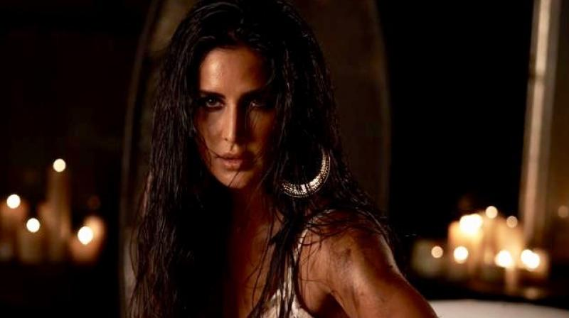 Katrina Kaif: Feel fortunate for everything I've gone through
