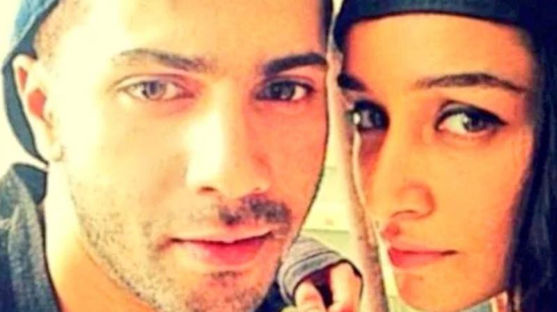 Shraddha Kapoor and Varun Dhawan to star together in ABCD 3. (Picture Courtesy: Twitter/@Varun_dvn)