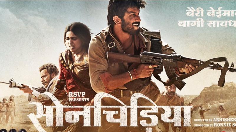 Sonchiriya trailer: Sushant Singh Rajput, Bhumi Pednekar take up fierce fight