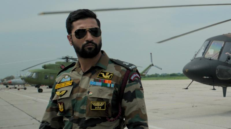 Vicky Kaushal in Uri: The Surgical Strike.