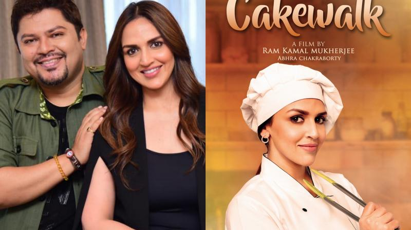 Ram Kamal Mukherjee's 'Cakewalk' marks Esha Deol Takhtani's return to the celluloid after a hiatus.