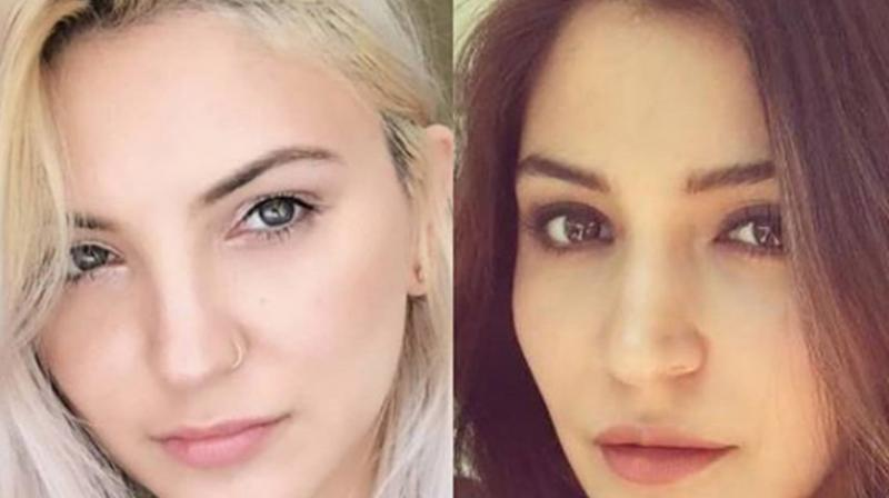 American Singer Julia Michaels Shares Uncanny Resemblance With Anushka Sharma