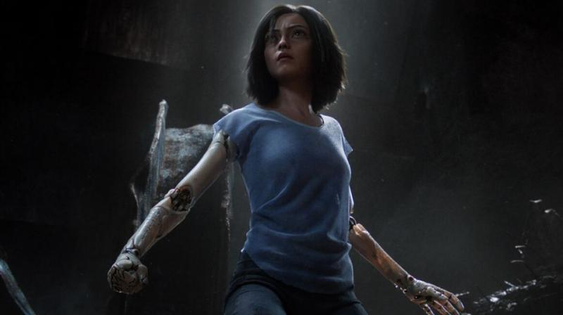 Rosa Salazar plays titular role in Alita: Battle Angel.