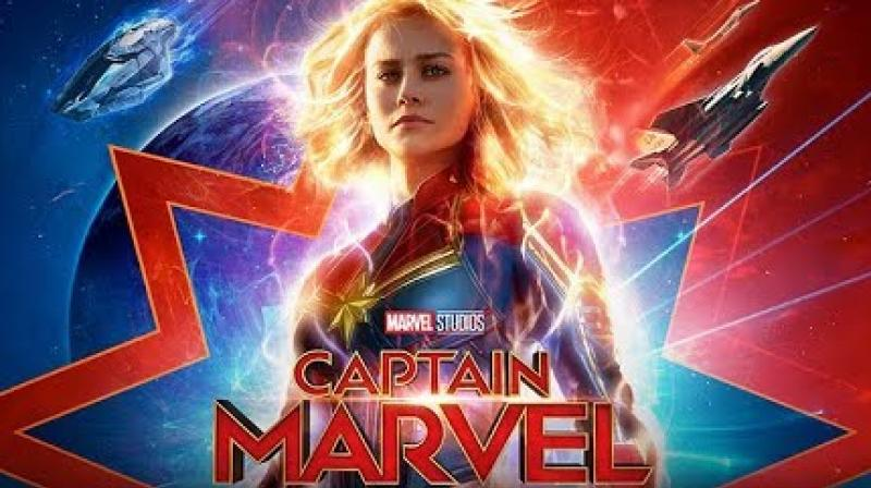 Captain Marvel, which features Brie Larson in the titular role, will hit the theatres in India on March 8.