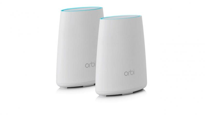 Netgear launches second generation Orbi Wi-Fi system for