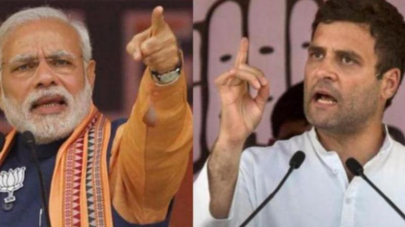 Modi, the main campaigner for the BJP, was supported by party chief Amit Shah. (Photo: File)