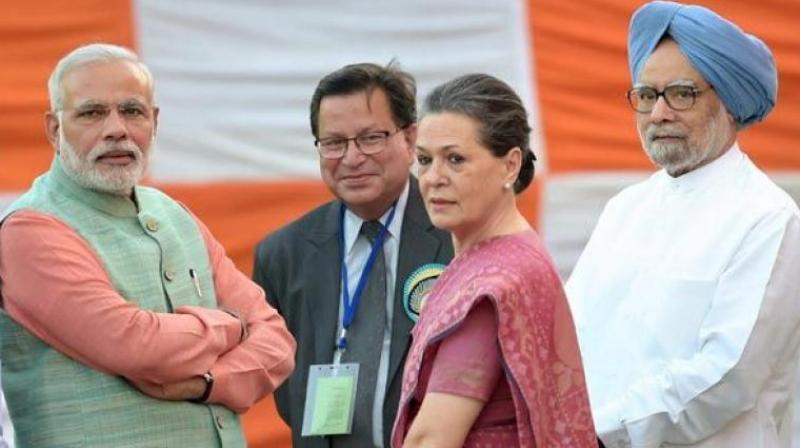 United Progressive Alliance (UPA) chairperson Sonia Gandhi  (Photo: PTI/File)