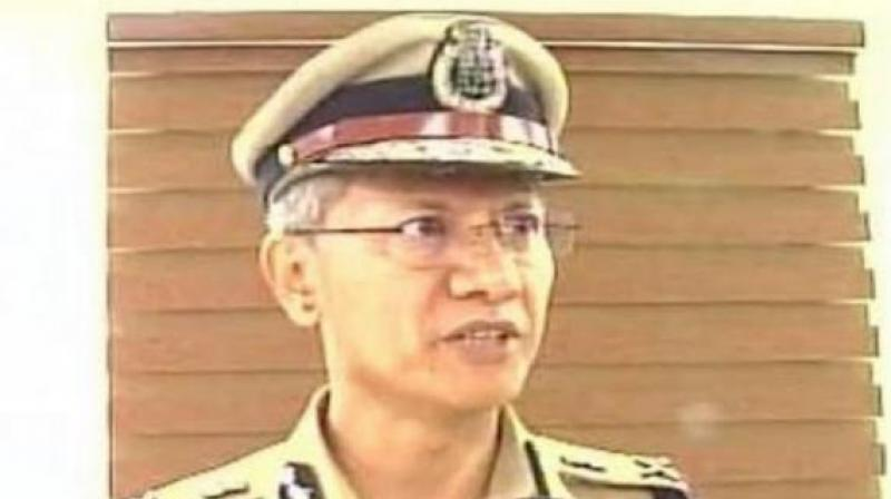 Sawang, a 1986-batch IPS officer, is expected to take regular charge as the state Director General (Vigilance and Enforcement) as well. (Photo: ANI twitter)