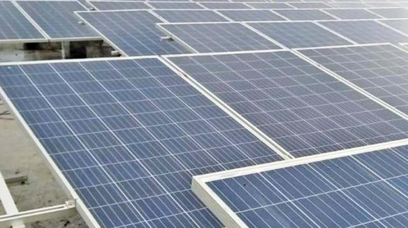 The Board is keen to tap maximum solar energy, and the remaining 500 MW will be generated from floating solar panels atop canals, solar highway project and private solar parks.