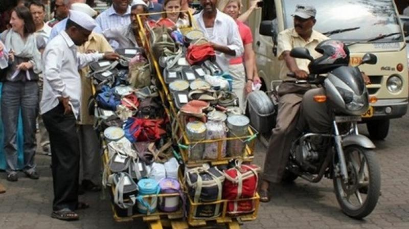 The Dabbawalas will also offer prayers to saint Gyaneshwar later in the day and will then proceed to Pandharpur. (Photo: File)