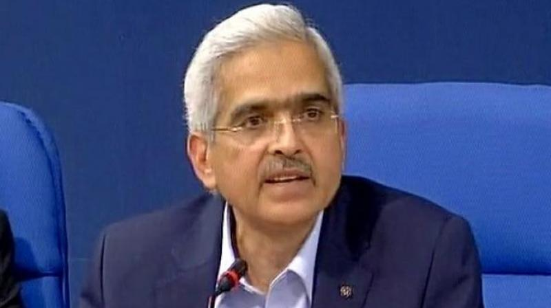 The process of shifting to an external benchmark on rates needs to be faster and our expectation is that they should move faster, said Reserve Bank governor Shaktikanta Das. (Photo: File)