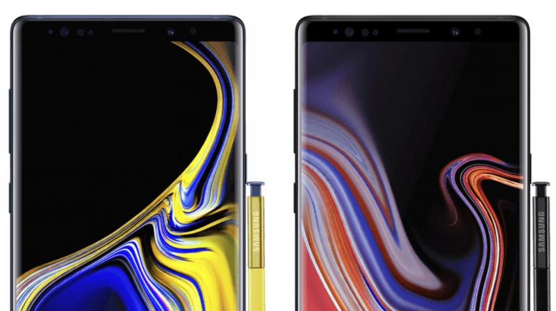 Samsung Galaxy Note 9 to be launched earlier than expected