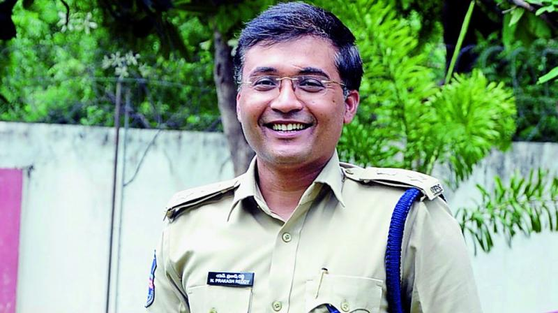 Nalgonda SP, Prakash Reddy