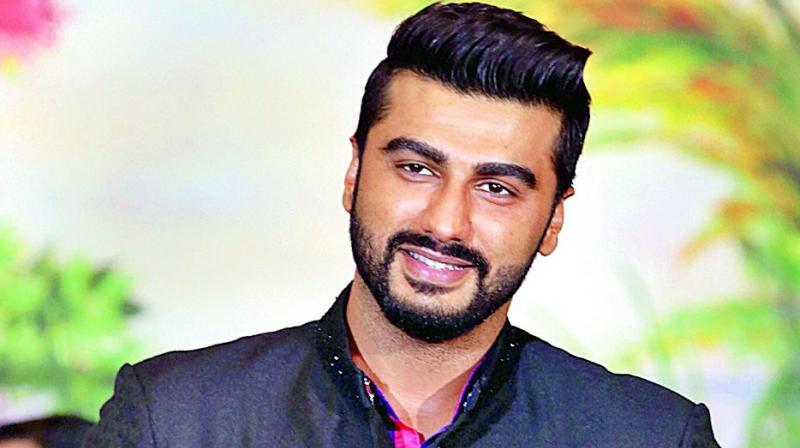 Arjun Kapoor.