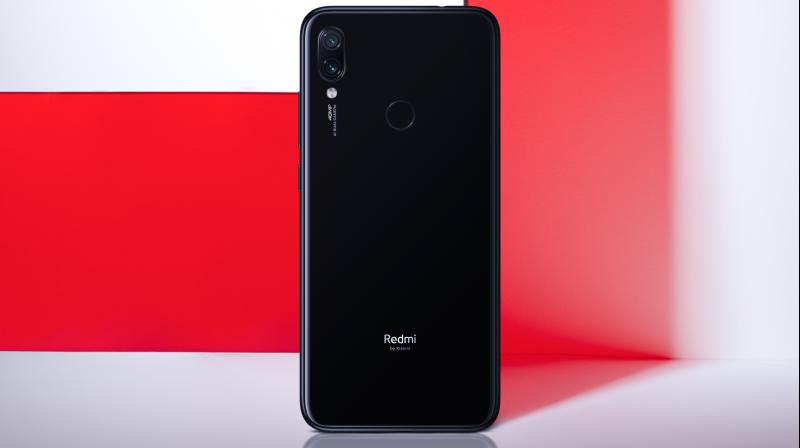 Redmi Note 7 Pro launched in three beautiful shades.