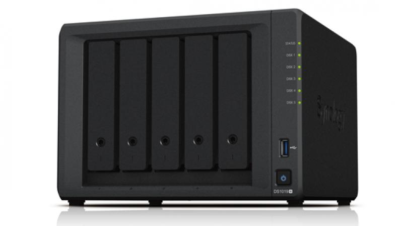 DS1019+  runs on DiskStation Manager, the advanced and intuitive operating system for Synology NAS devices.