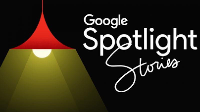Spotlight Stories started as a group within Motorola.