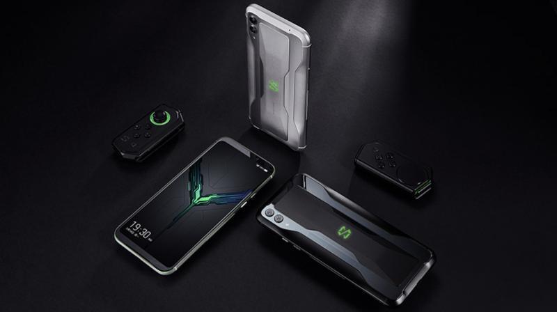 Xiaomi Black Shark 2 launched with pressure sensitive Super