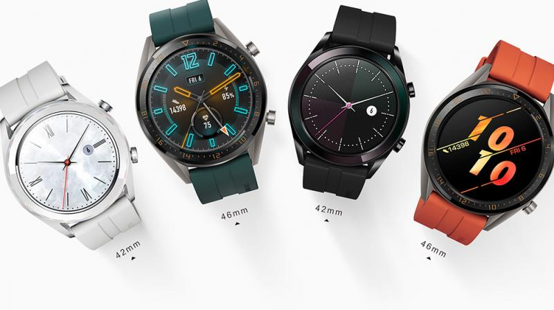 The phone succeeds the Huawei Watch GT, and will come in 2 editions.