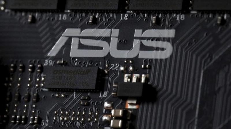 The ASUS RT AX88U is a dual band router that runs on the 802.11ax WiFi standard. (Photo: AP)