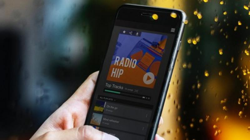Streaming is poised to become the world's dominant way of listening to music by sales this year. (Photo: ANI)